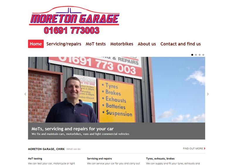 Moreton Garage