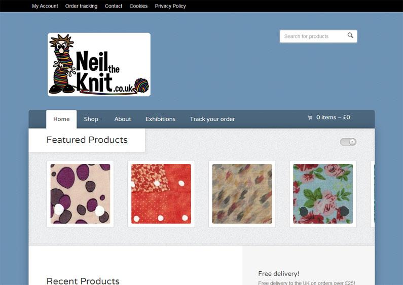 Neil the Knit
