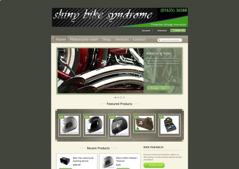 Shiny Bike Syndrome