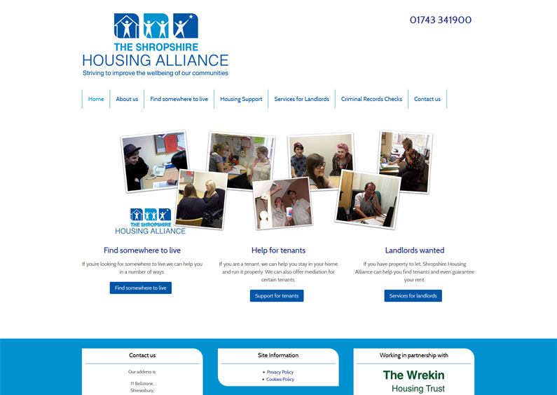 Shropshire Housing Alliance