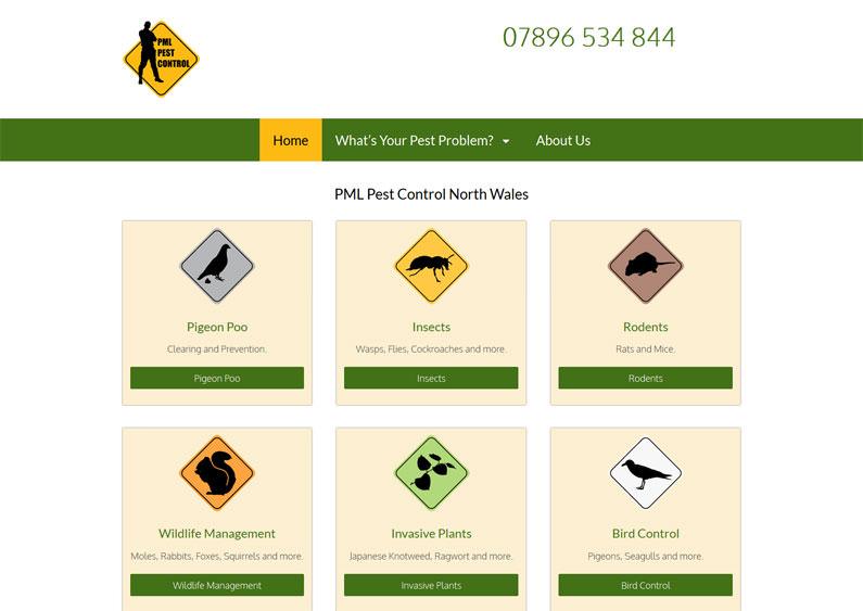 PML Pest Control
