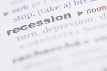 Recession - definition