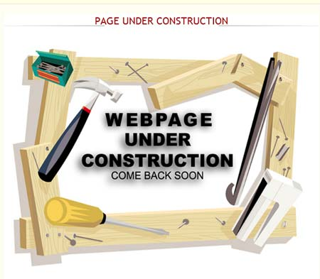 Don T Use Under Construction Pages Moghill Web Services