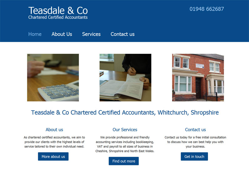 Teasdale & Co Accountants