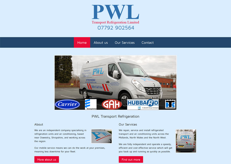 PWL Transport Refrigeration